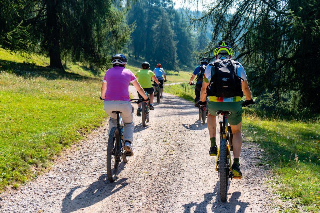 fit durch radsport